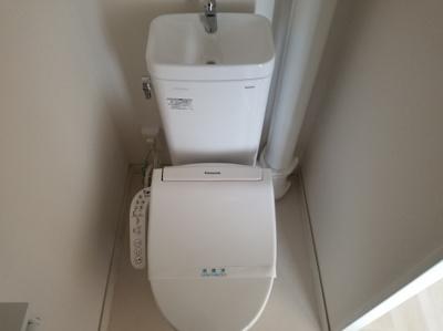 【トイレ】植田マンション