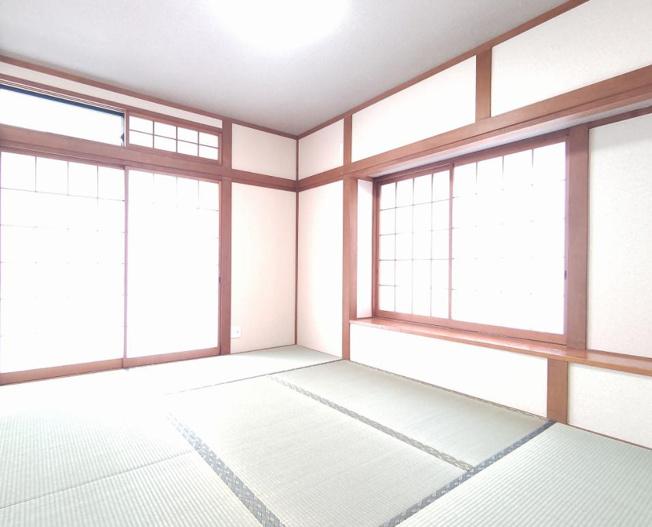 【和室】つくばみらい市絹の台 中古戸建
