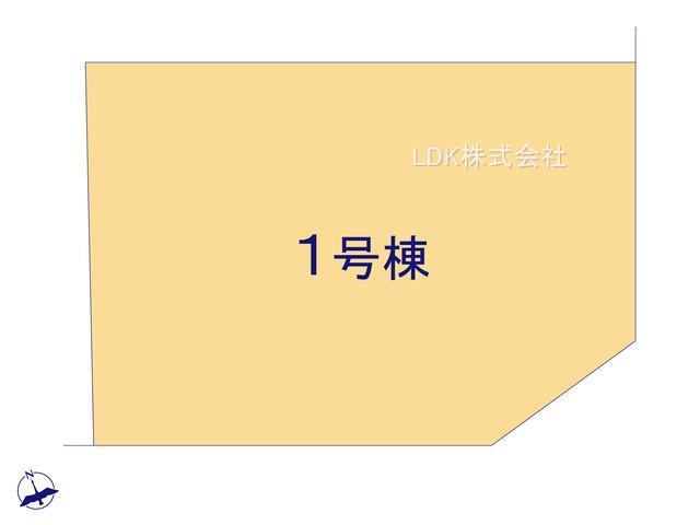 【区画図】新築戸建/ふじみ野市大井武蔵野(全1棟)