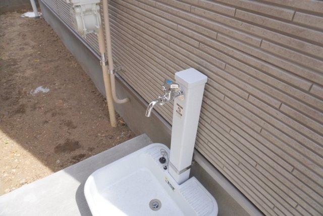 外水栓です。