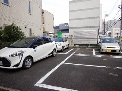 【駐車場】D-ROOM Suelo