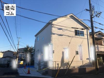 神戸市西区玉津町新方 新築一戸建て 2021/8/30現地撮影