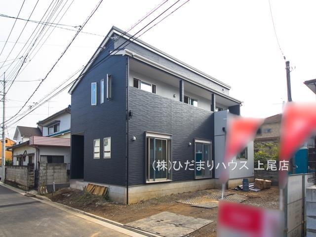 【外観】鴻巣市神明 2期 新築一戸建て リッカ 01