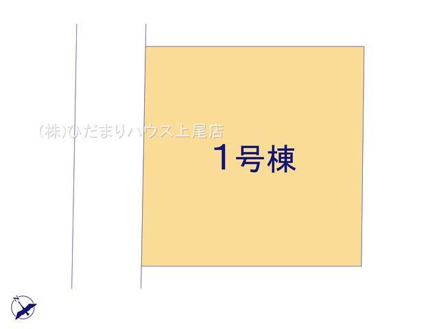 【区画図】鴻巣市神明 2期 新築一戸建て リッカ 01