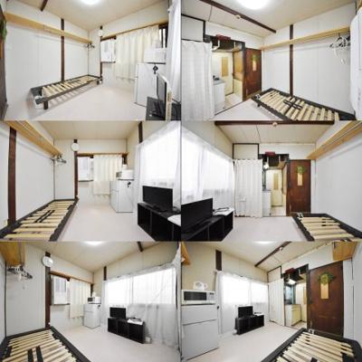 室内写真 形のキレイなお部屋でお一人では充分快適にお住まい頂けます