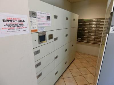 メールBOX、宅配BOX