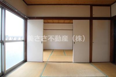【和室】コーポ左入