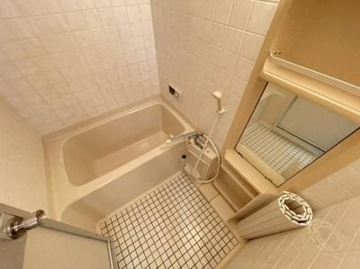 【浴室】シャルマンローズ