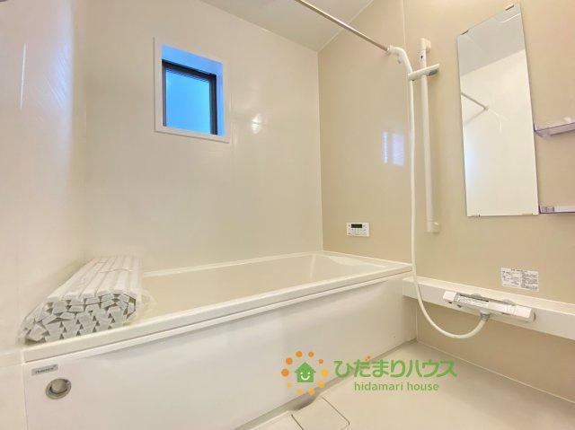 浴室乾燥機付きの浴室♪楽しいバスタイムをお過ごしください♪