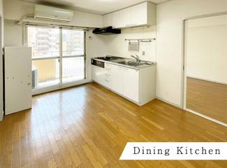 【キッチン】朝日プラザ桑津第一