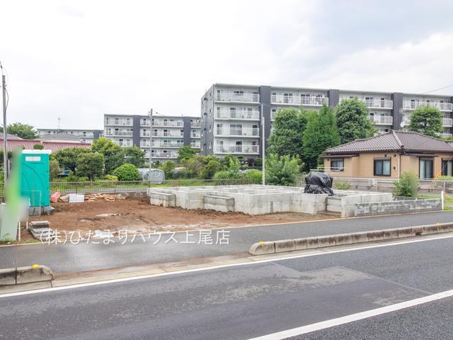 桶川市泉 3期 新築一戸建て グラファーレ 01