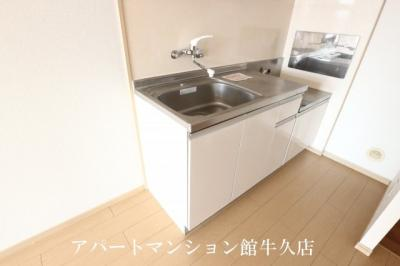 【キッチン】PLUMファミール1