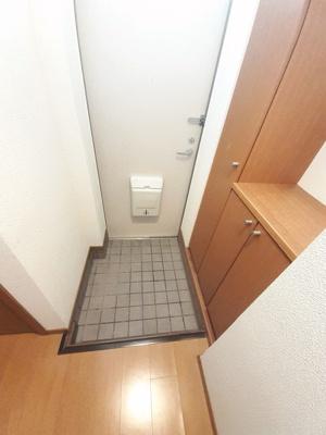 【玄関】ビオレータ熊野