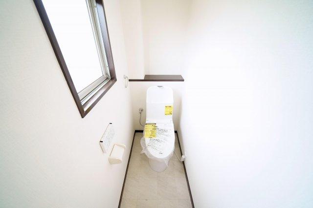 3階、トイレ新規交換済みです。