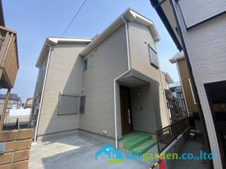 【外観】茅ヶ崎市萩園 新築戸建 1棟