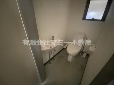 【トイレ】西浦2丁目事務所M