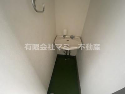 【独立洗面台】西浦2丁目事務所M