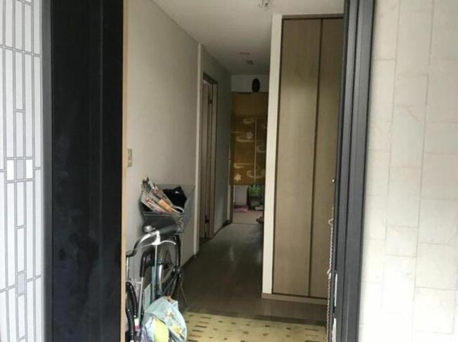 【玄関】久喜市久喜東一丁目 中古一戸建て