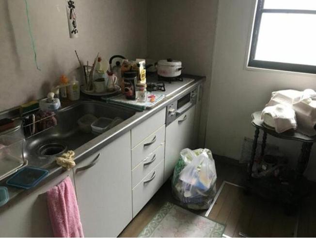 【キッチン】久喜市久喜東一丁目 中古一戸建て
