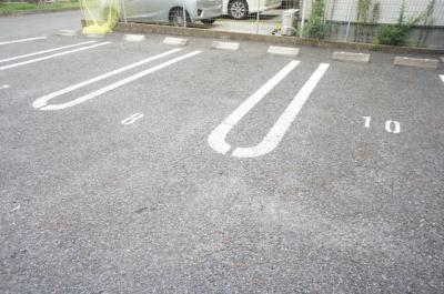 【駐車場】ソレアードゆう