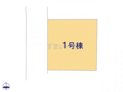 【区画図】リーブルガーデンS箕面市箕面4丁目2期