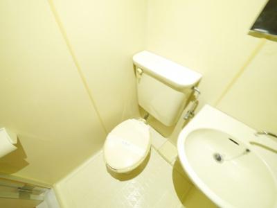 【トイレ】シェスタビルⅡ