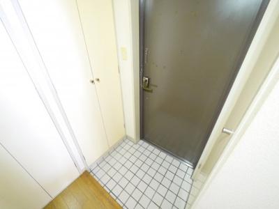 【玄関】シェスタビルⅡ