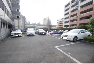 【駐車場】マーガレットハイツ1