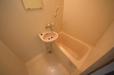 【浴室】マーガレットハイツ1