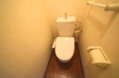 【トイレ】マーガレットハイツ1