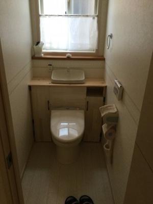1階トイレ。