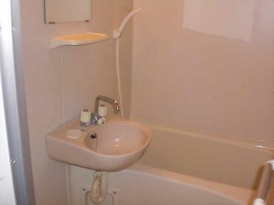 【浴室】レオパレス小八幡