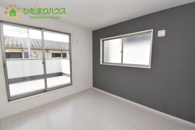 【寝室】伊奈町西小針 1期 新築一戸建て 02