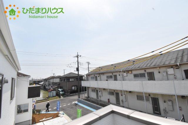 【展望】伊奈町西小針 1期 新築一戸建て 02