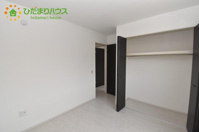 【収納】伊奈町西小針 1期 新築一戸建て 02
