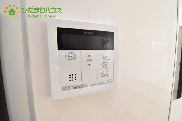 【設備】伊奈町西小針 1期 新築一戸建て 02