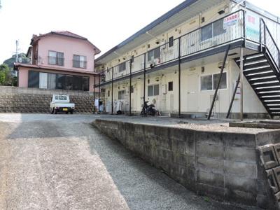 【外観】井上ハイツ コスモス荘