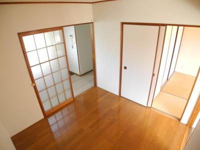 【居間・リビング】井上ハイツ コスモス荘
