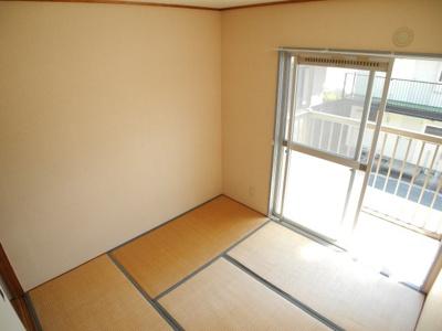【寝室】井上ハイツ コスモス荘
