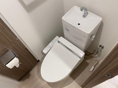 【トイレ】ルネサンスコート三軒茶屋茶沢通り