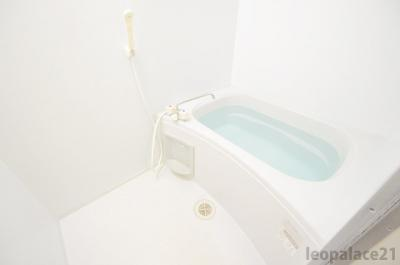 【浴室】レオパレスフジミハイツC
