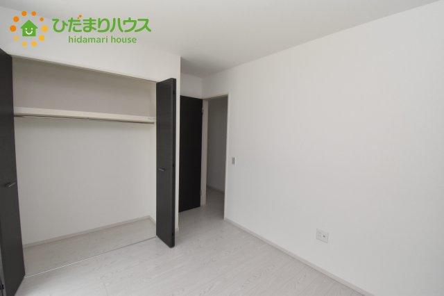 【寝室】伊奈町西小針 1期 新築一戸建て 03