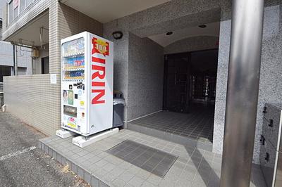 【エントランス】レジデンス矢部