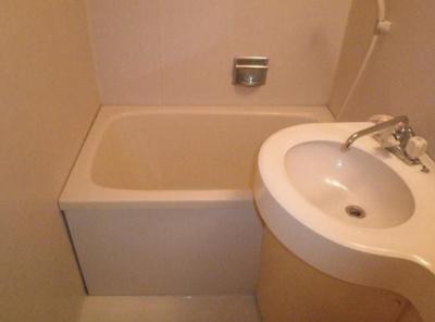 【浴室】アルハンブラ尾山台