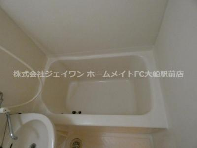 【浴室】リーズ湘南大船7