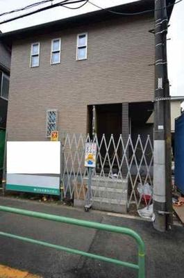 【外観】練馬区中村3丁目戸建