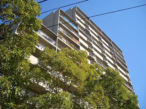 総戸数1098戸の大型分譲マンション!「千里中央」駅より徒歩10分。 近隣商業施設充実していて便利。