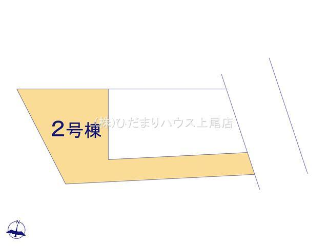 【区画図】北区別所町 5期 新築一戸建て グラファーレ 02