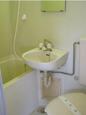 【浴室】ベルメゾン町田