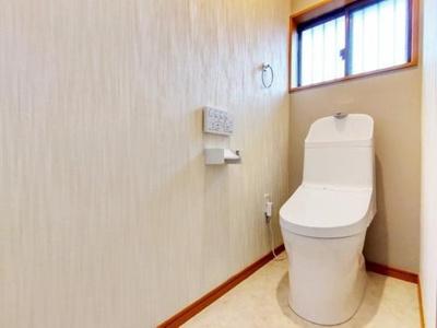 【トイレ】土浦市並木2丁目 中古戸建